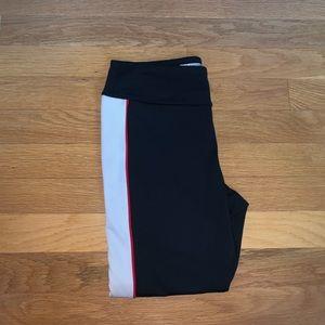 forever 21 capri active leggings